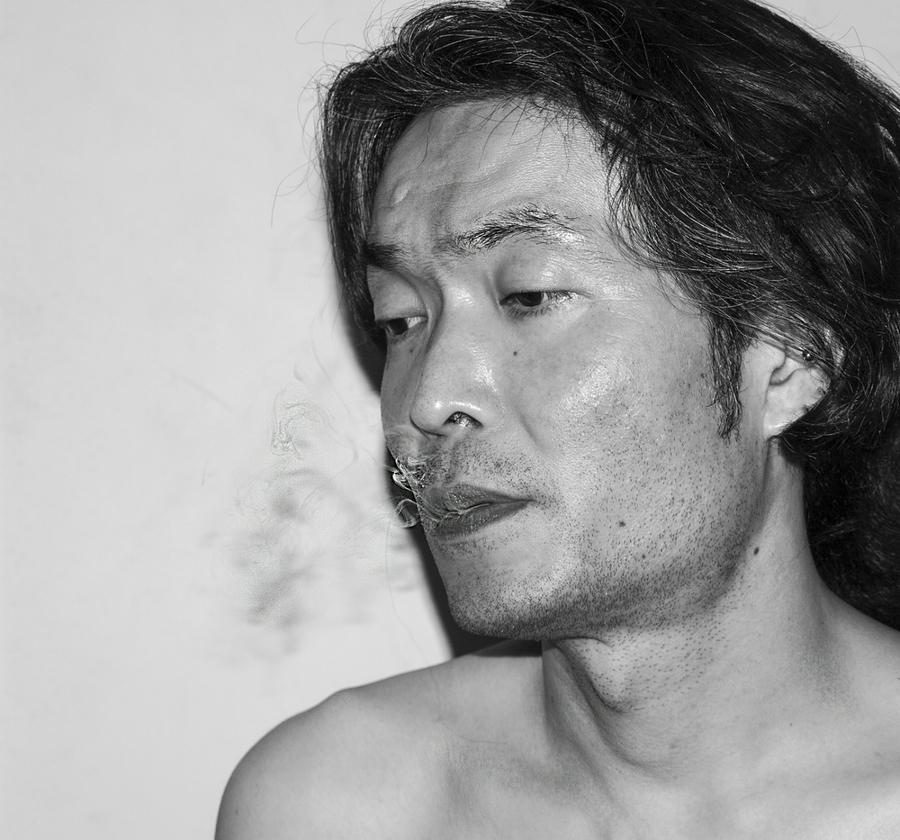 Smoke and Japan / Photography by Jagoda Kamov Photography, Post processing by Jagoda Kamov Photography / Uploaded 29th August 2015 @ 03:15 AM