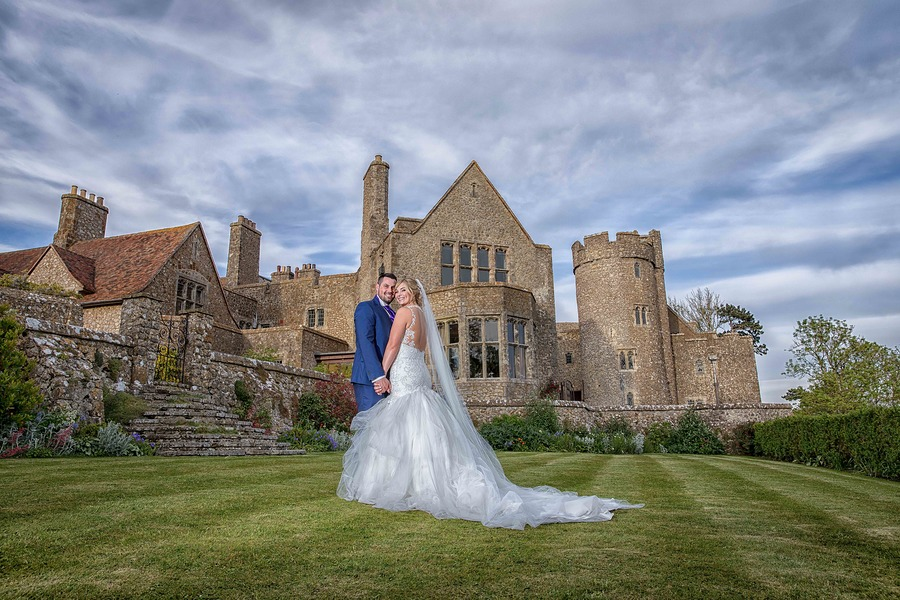 Lympne Castle Kent Wedding / Photography by Bill F / Uploaded 27th April 2020 @ 06:29 PM