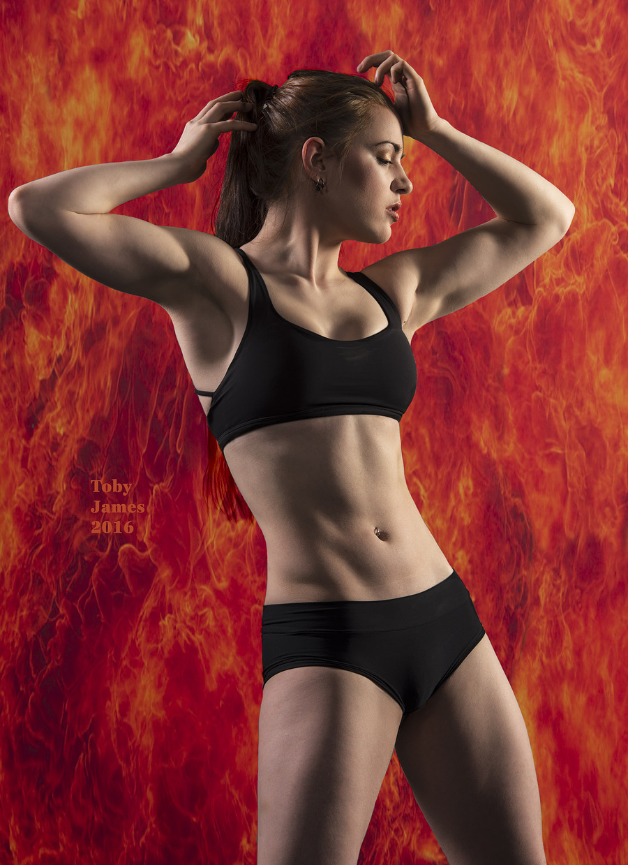 Fitness Inferno / Photography by TobyJ, Taken at nic marchant / Uploaded 12th June 2016 @ 04:14 PM