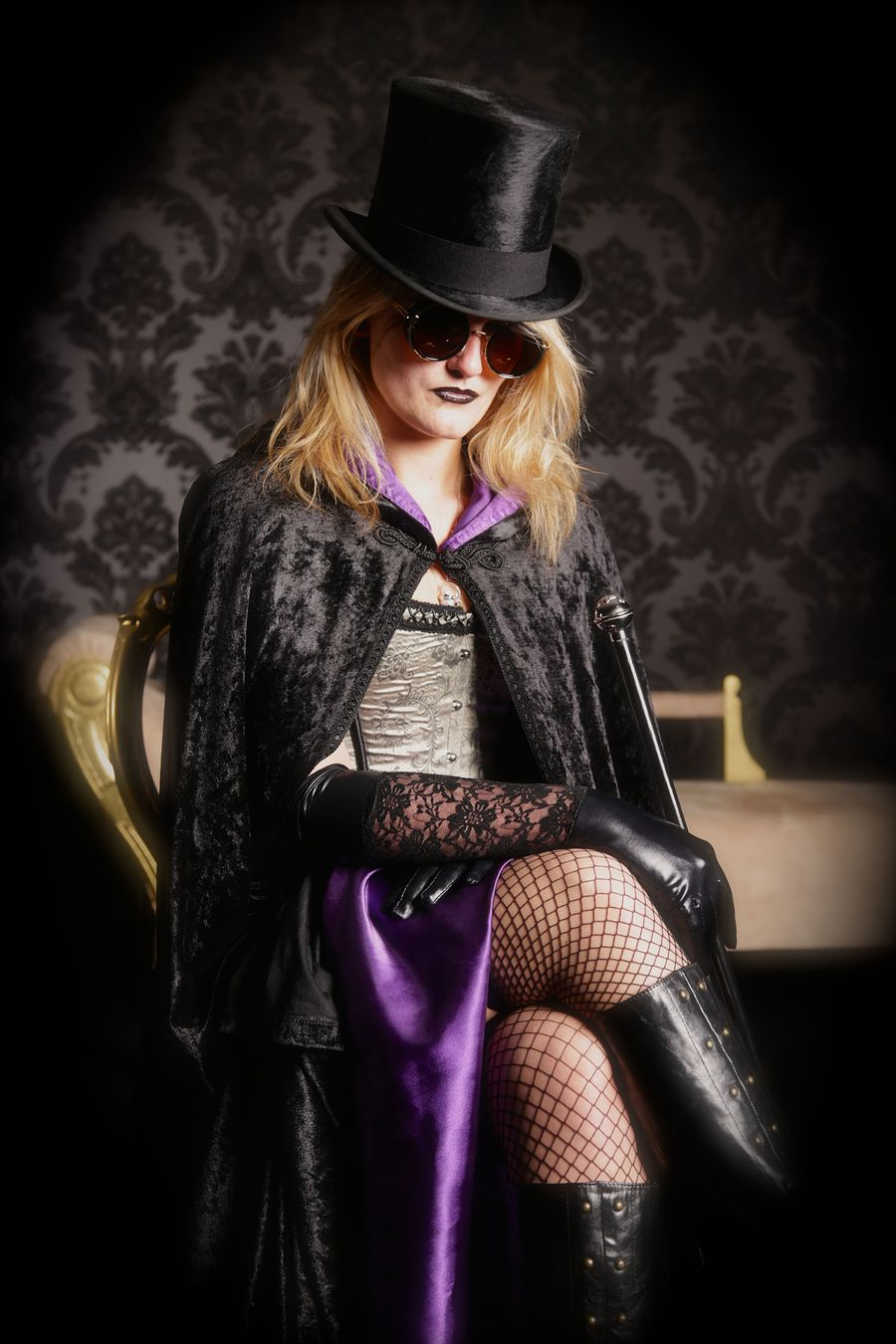 ripper / Photography by Curiosity Photography Studio & Prop Hire, Taken at Curiosity Photography Studio & Prop Hire / Uploaded 15th September 2015 @ 12:12 AM