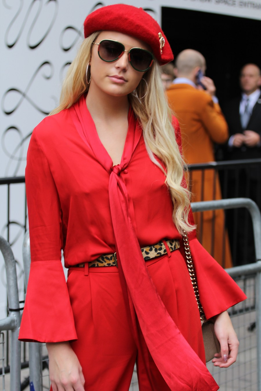 London Fashion Week (Sep) 2019 / Photography by DaveinSurrey / Uploaded 21st September 2019 @ 04:24 PM