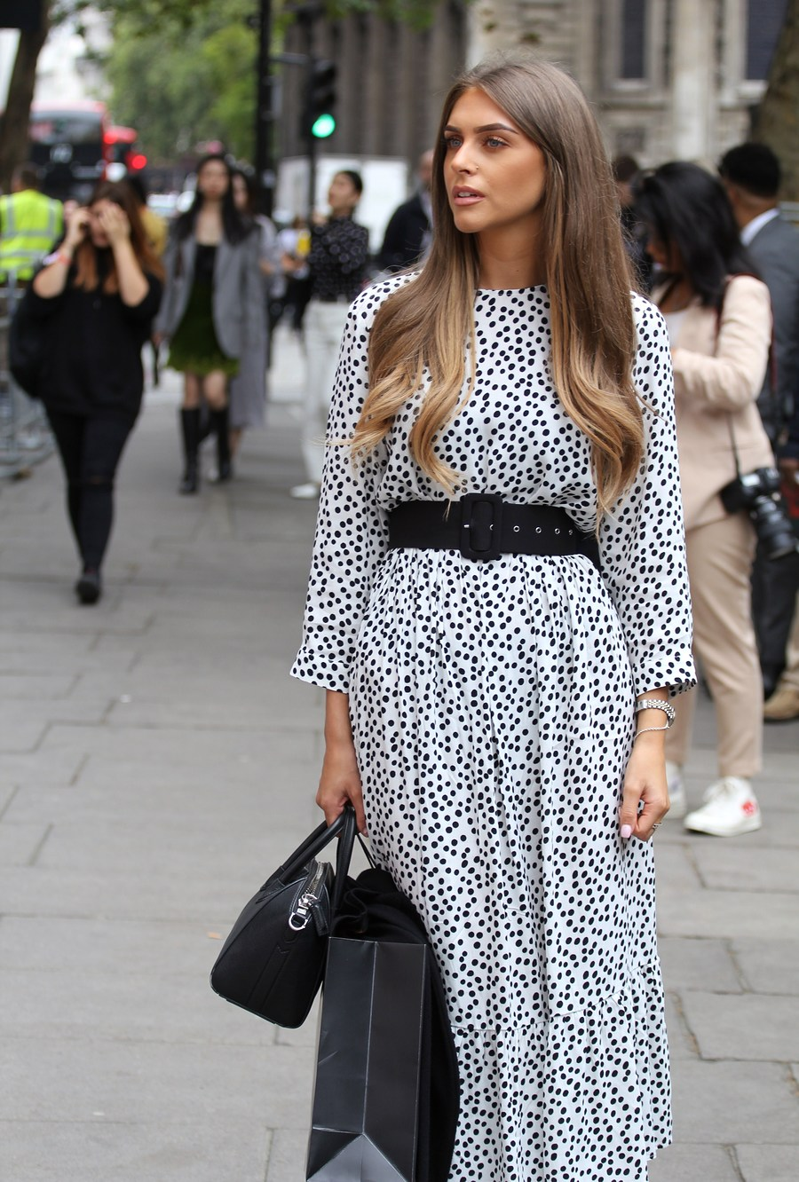 London Fashion Week (Sep) 2019 / Photography by DaveinSurrey / Uploaded 21st September 2019 @ 06:31 PM