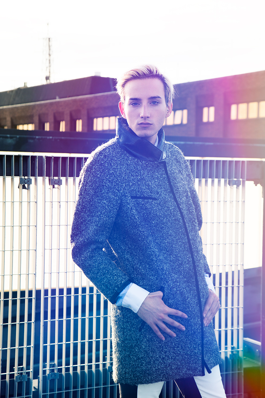 A/W looks with Zak / Model oliversedgwick / Uploaded 2nd October 2016 @ 04:57 PM