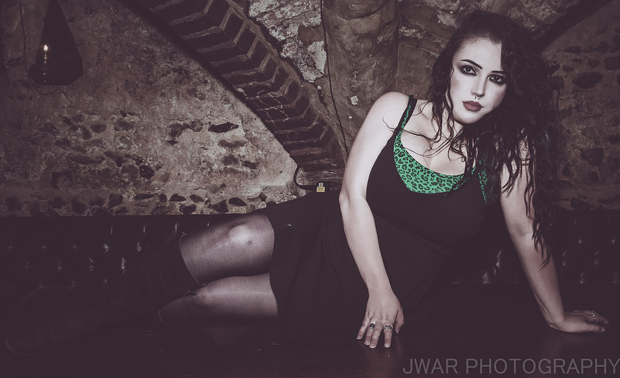 Gothic Beauty / Photography by JWAR / Uploaded 3rd October 2018 @ 06:11 PM