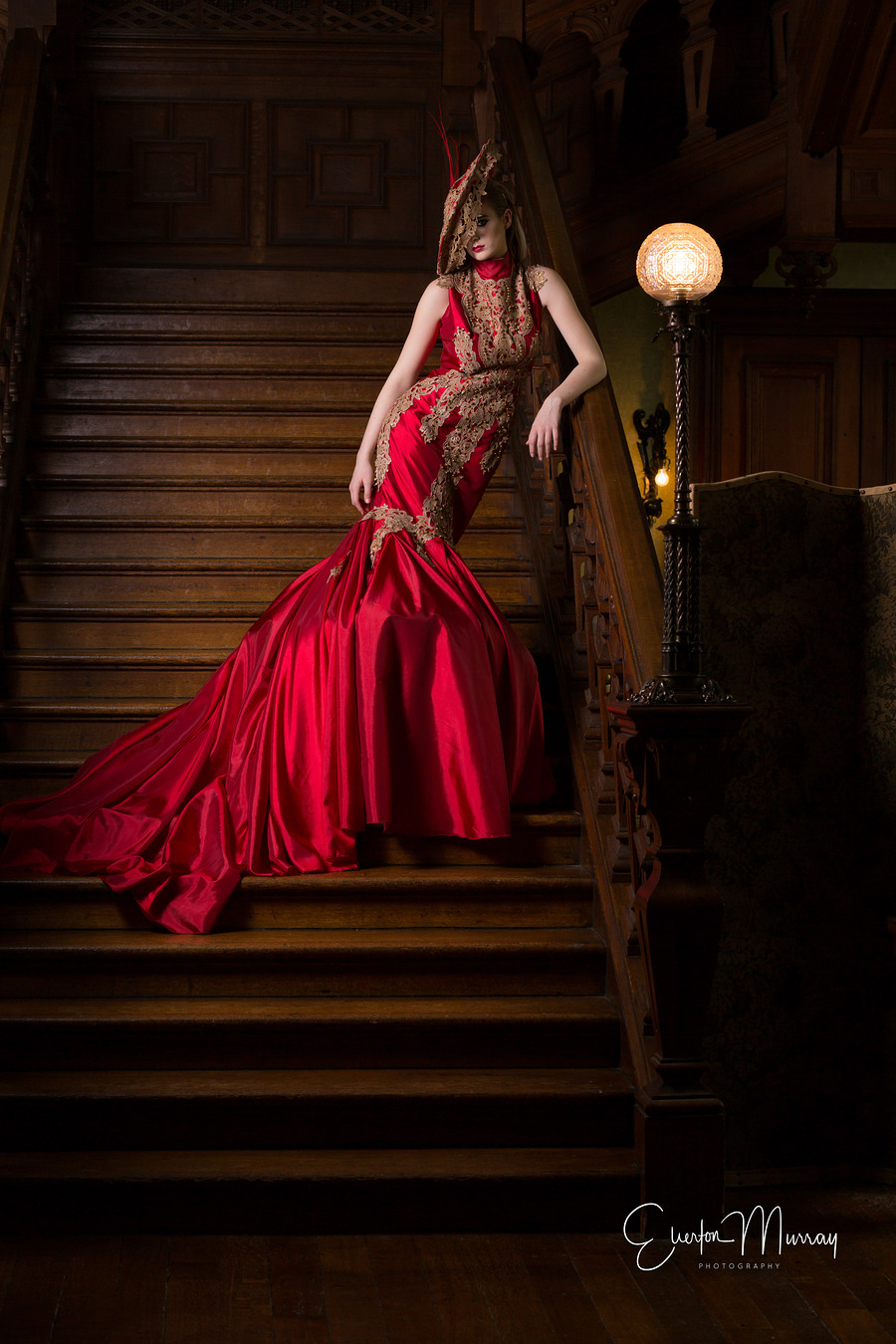 lady of the manor / Photography by Evman52, Model Walter's Wardrobe, Post processing by Evman52, Designer Jen Brook / Uploaded 9th October 2017 @ 11:41 AM