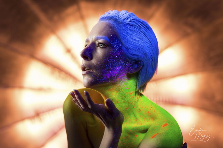 sci fi beauty / Photography by Evman52, Model Amie Boulton, Taken at AURA Studio / Uploaded 27th January 2020 @ 11:00 AM