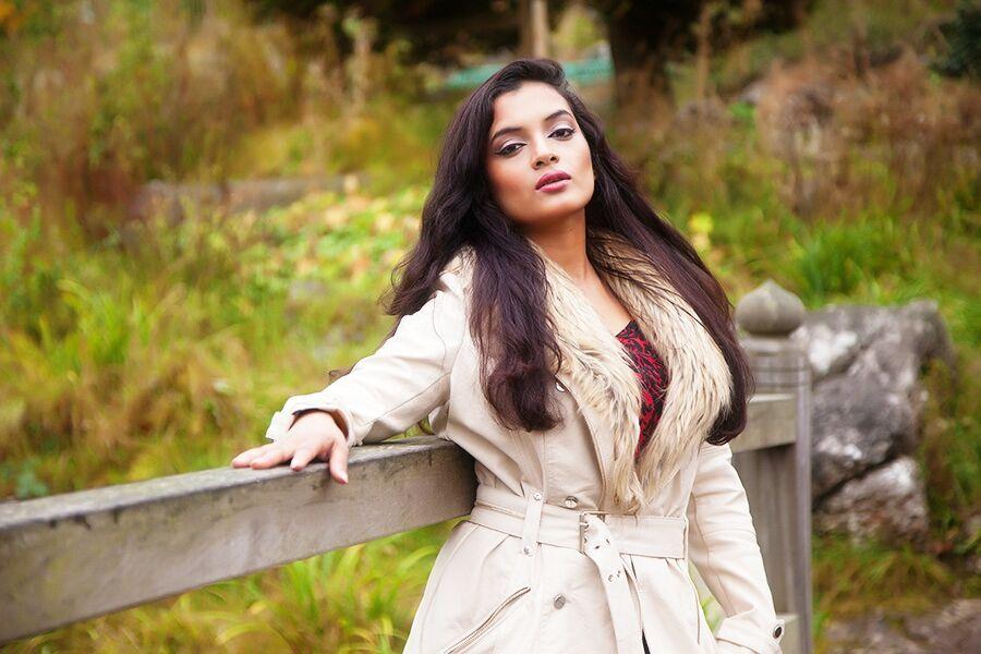 Photography by Chris Horgan, Model Fatheha / Uploaded 26th November 2015 @ 11:00 PM