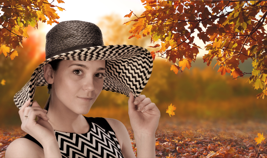 Autumn Kate / Photography by AW DSLR, Post processing by AW DSLR / Uploaded 4th October 2020 @ 10:47 PM