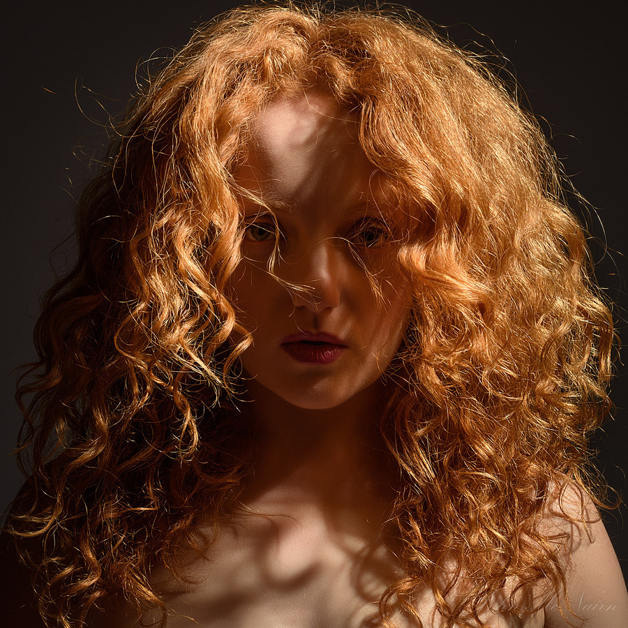 Wild Flame / Photography by John McNairn, Model Ivory Flame / Uploaded 12th November 2016 @ 11:28 AM