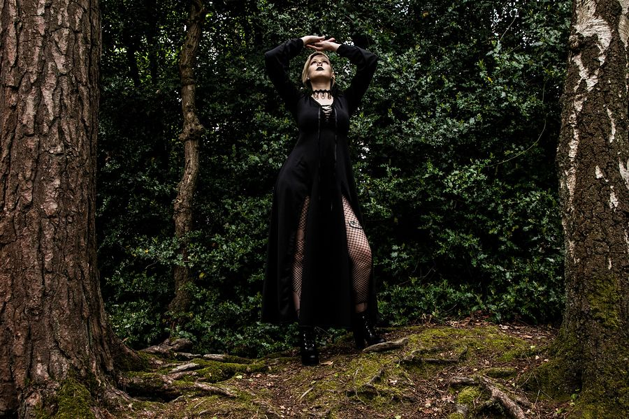 Woodland Walk / Photography by Chloe Ferne Photography / Uploaded 14th June 2019 @ 01:14 PM
