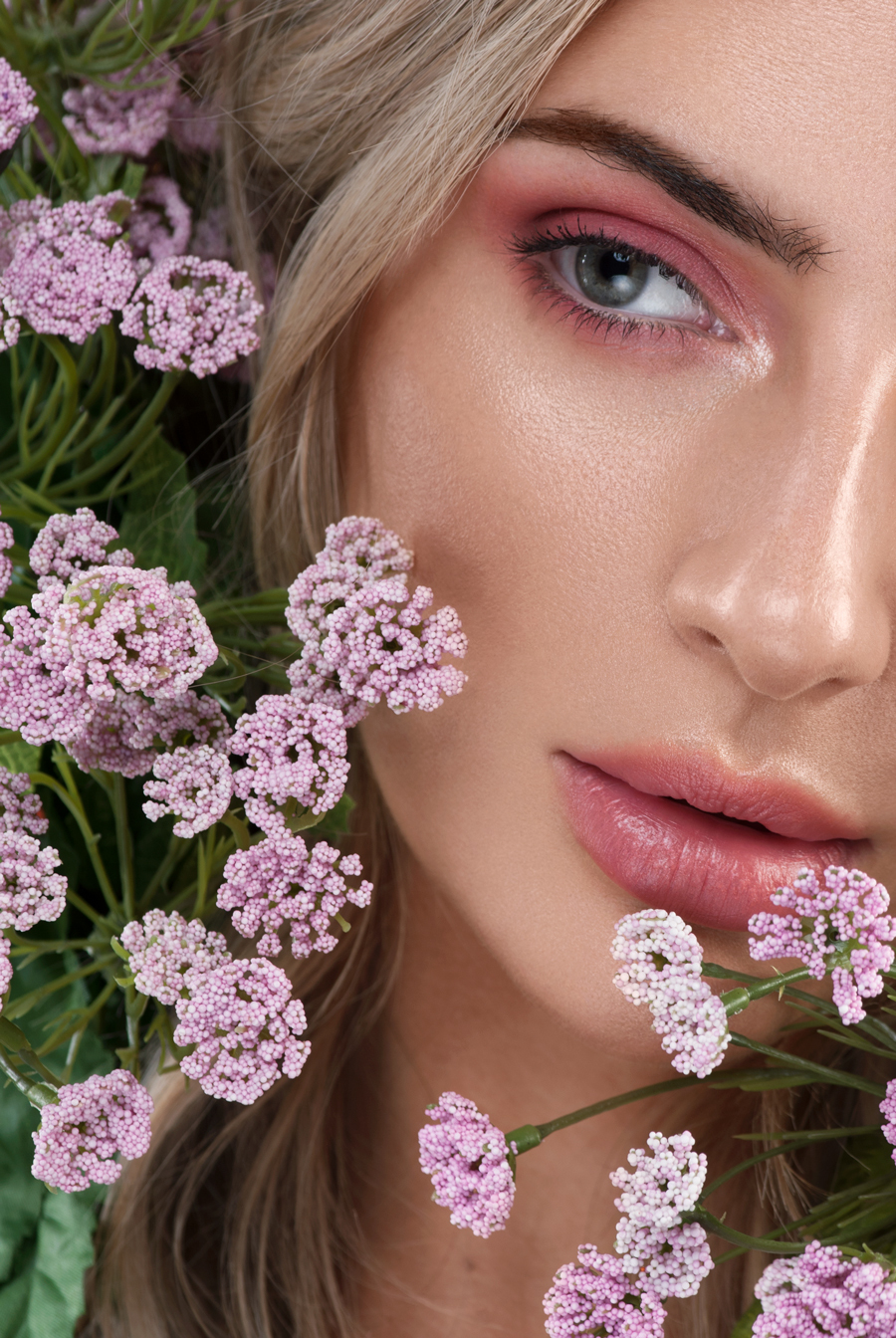 Floral Beauty Retouch / Post processing by Claire Rees Design / Uploaded 6th May 2019 @ 12:20 AM
