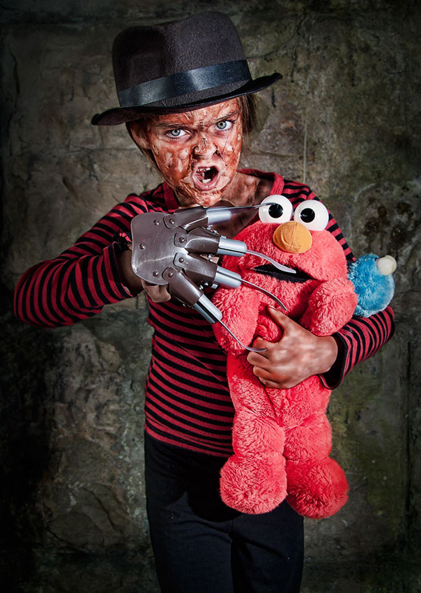 Nightmare on Sesame street