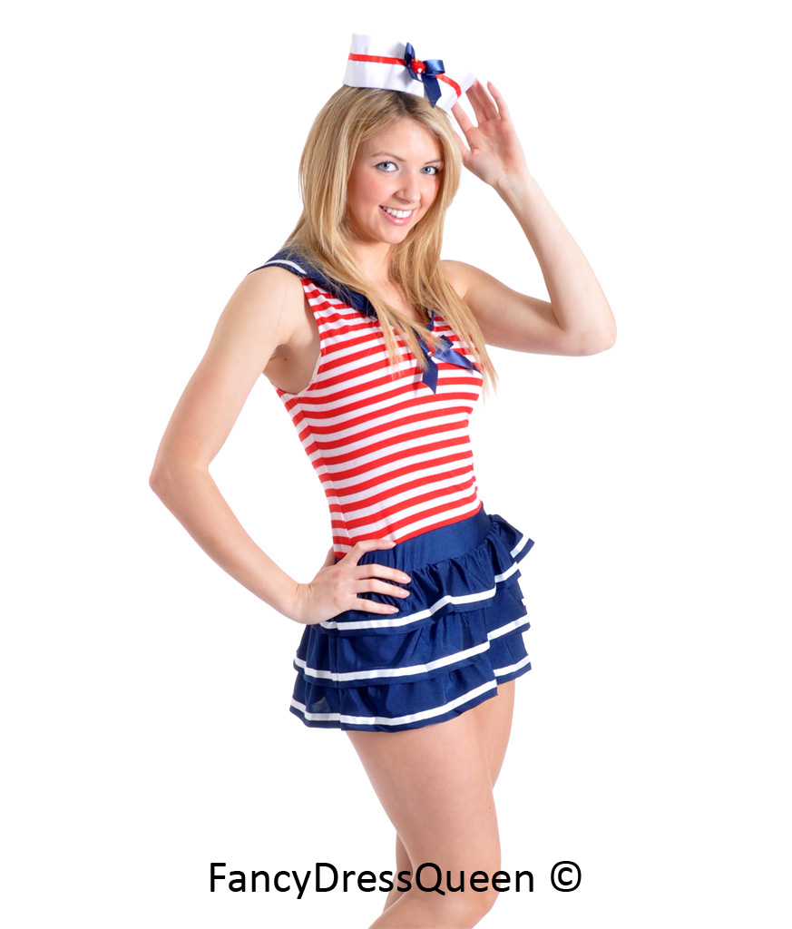Sailor Fancy Dress Costume / Photography by FDQ Photography, Post processing by FDQ Photography / Uploaded 14th August 2012 @ 09:56 AM
