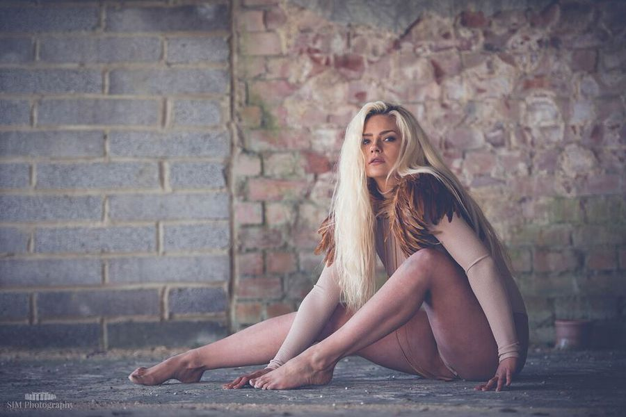 Photography by Simon Morton, Model Aly Sky / Uploaded 5th May 2016 @ 07:09 PM