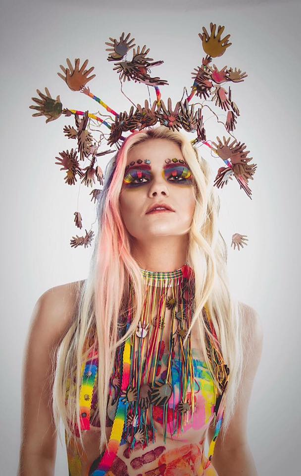 Photography by Steve Cooper, Model Aly Sky, Makeup by PoZersStudio, Stylist PoZersStudio, Taken at PoZersStudio, Hair styling by PoZersStudio, Designer PoZersStudio / Uploaded 5th June 2016 @ 05:18 PM
