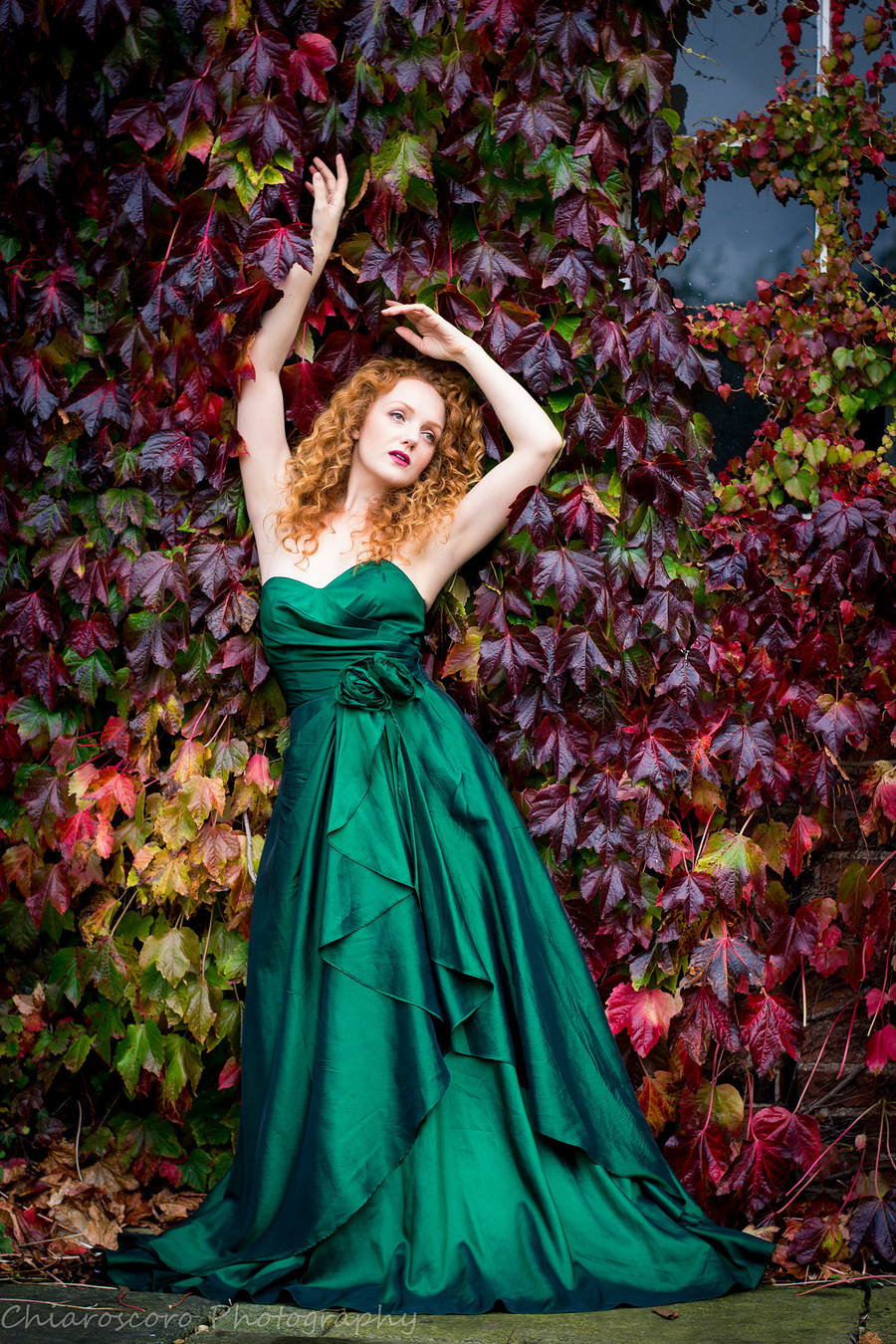 Autumn fairy tale / Photography by Chiaroscoro Photography, Model Ivory Flame / Uploaded 24th October 2016 @ 08:11 PM
