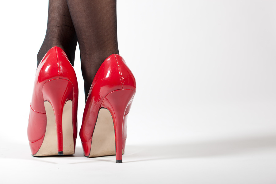 Red Shoes / Photography by Simon James / Uploaded 10th August 2014 @ 05:03 PM