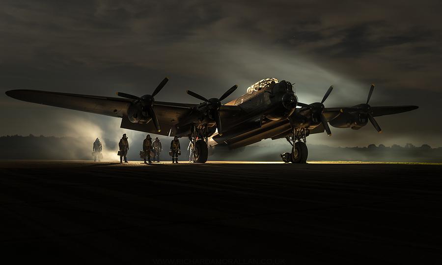 The Bomber Crew / Photography by Dag Nammett / Uploaded 15th September 2019 @ 02:53 PM