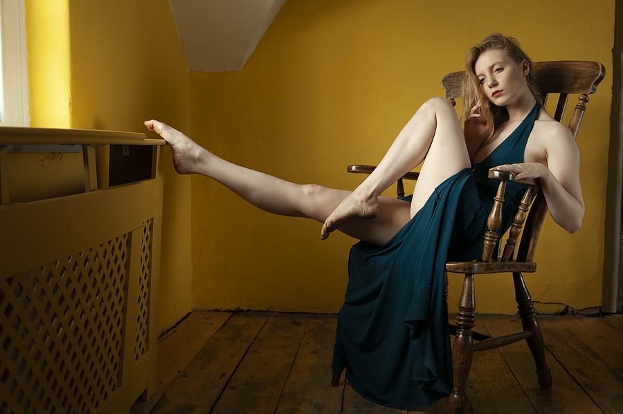 Lulu / Photography by Dag Nammett, Model Lulu Lockhart / Uploaded 25th April 2020 @ 05:21 PM