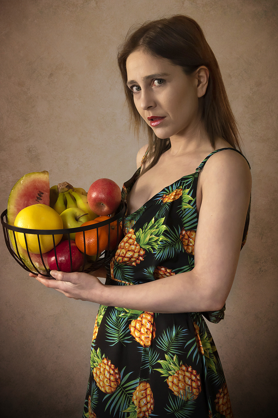 Still Life With Evie / Photography by Dag Nammett, Model Evie Kedavra / Uploaded 24th April 2021 @ 11:03 AM