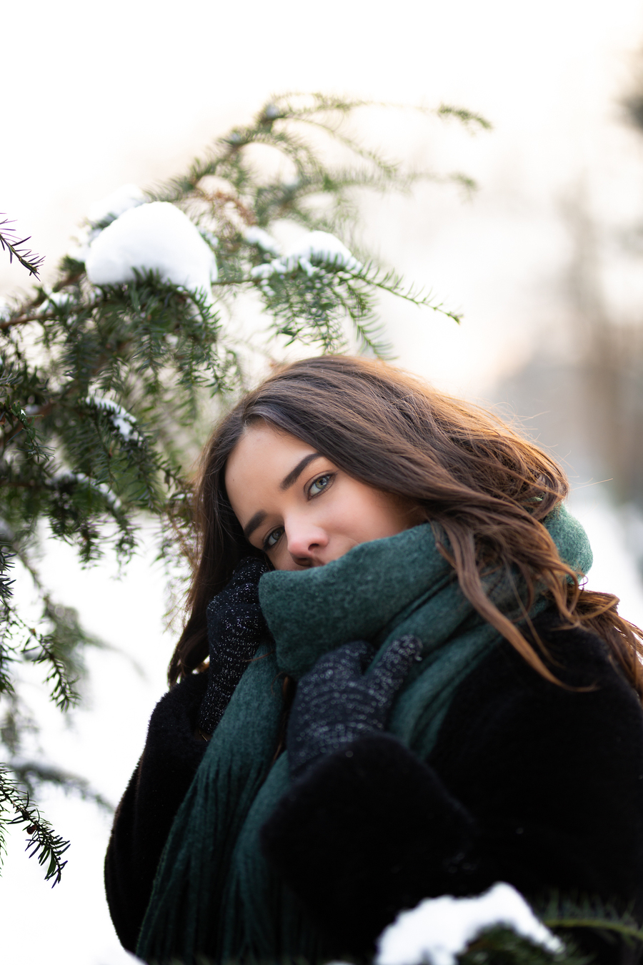Winter portrait  / Photography by SkibinskiPhotography / Uploaded 9th May 2021 @ 06:29 PM
