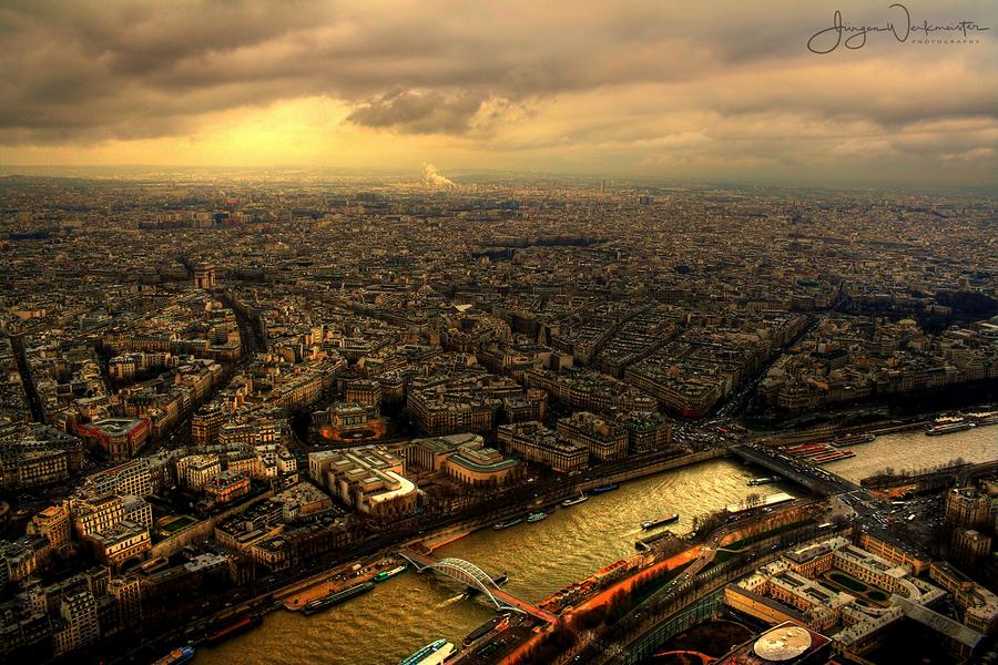 Paris 2007 / Photography by Jürgen Werkmeister / Uploaded 2nd July 2016 @ 01:21 PM