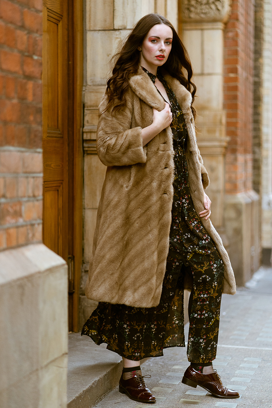 Autumn Fashion / Photography by Martin Higgs, Makeup by DaisyBrightMakeUp / Uploaded 2nd October 2018 @ 12:06 PM