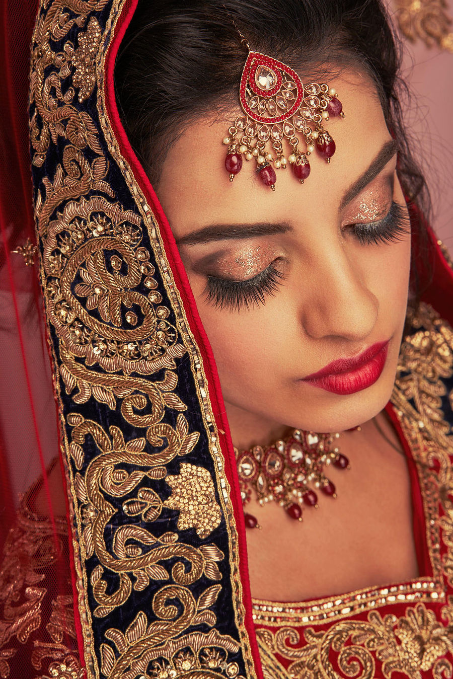 """ Beautiful Asian Bride "" / Photography by Martin Higgs, Makeup by DaisyBrightMakeUp, Post processing by Modelography, Hair styling by DaisyBrightMakeUp / Uploaded 4th January 2020 @ 09:09 PM"