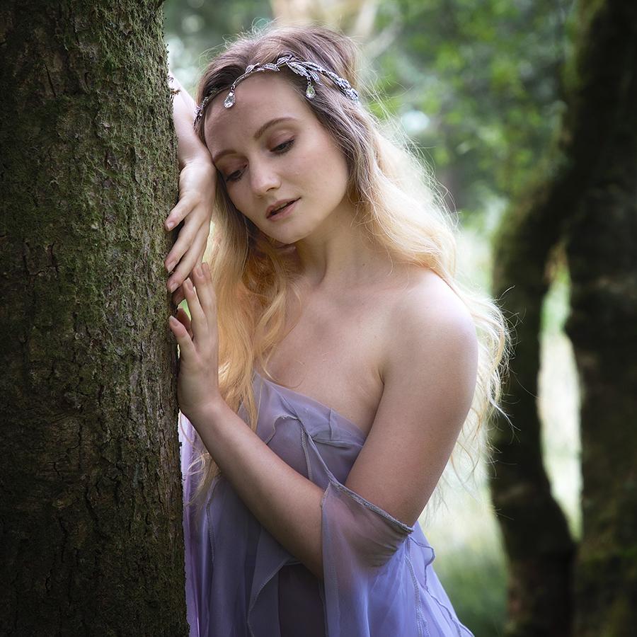 Perchance To Dream / Photography by moodindigo, Model Eowyn Luna, Makeup by Eowyn Luna, Hair styling by Eowyn Luna / Uploaded 10th October 2021 @ 10:16 AM
