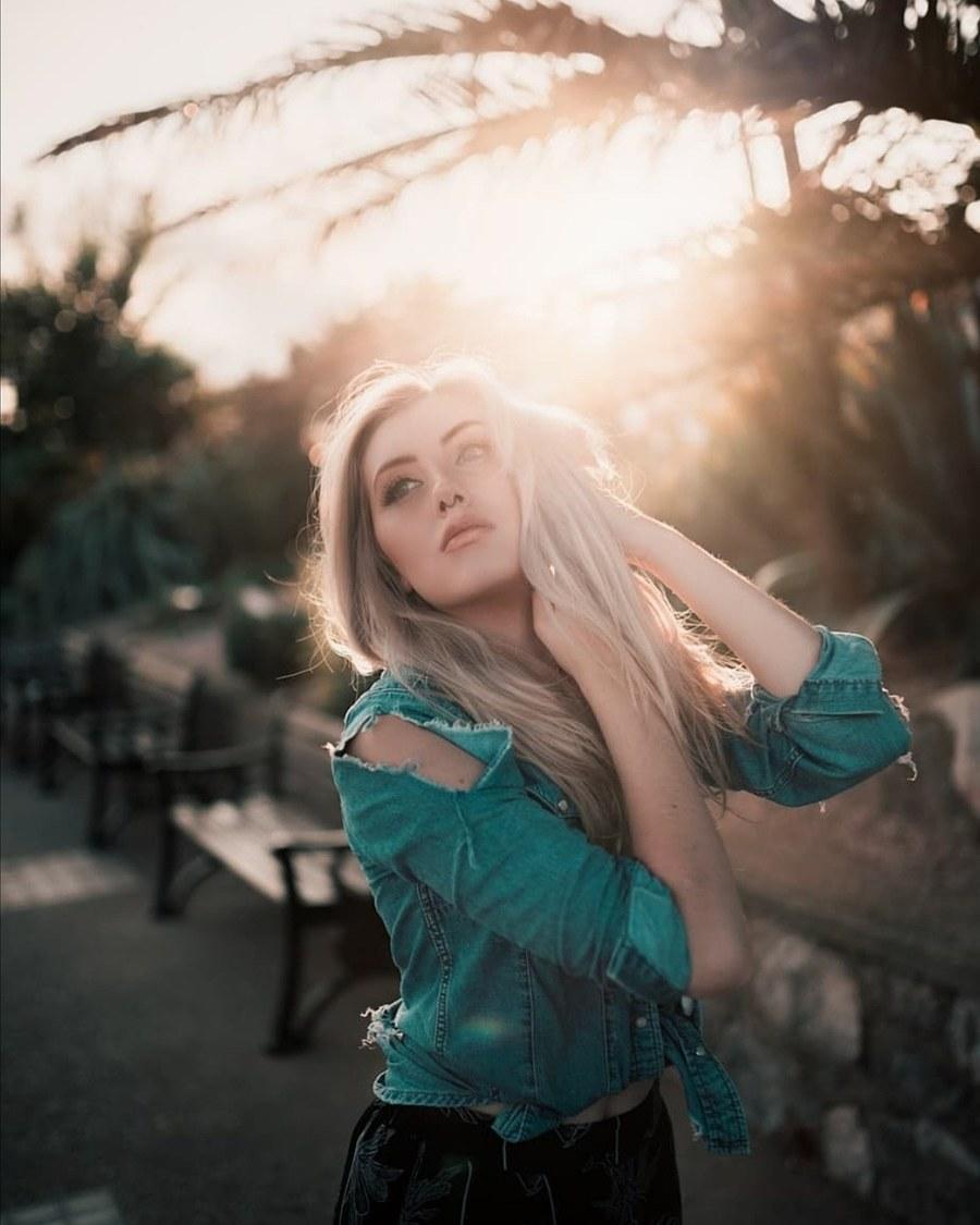 Where the light touches - Whoisbenjamin / Model Shannon Thorne / Uploaded 3rd September 2020 @ 09:24 PM