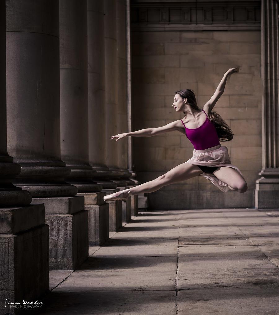 Erica Mulkern / Photography by Simon Walker Photo, Model Ballerina Erica Mulkern / Uploaded 11th September 2018 @ 07:49 PM