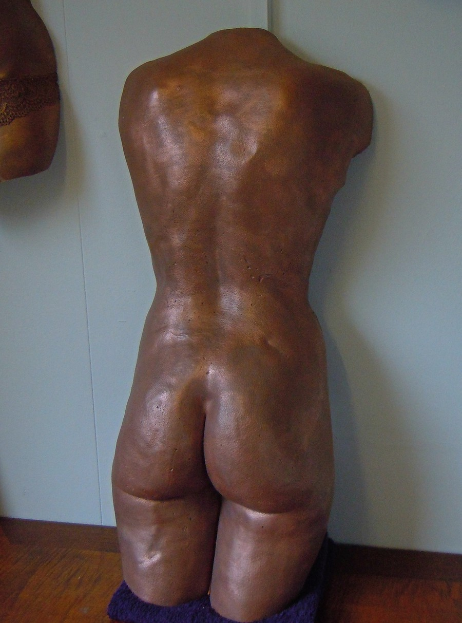 3/4 Back cast antiqued and finished in Spanish copper / Artwork by ImageLC / Uploaded 11th May 2016 @ 01:17 PM