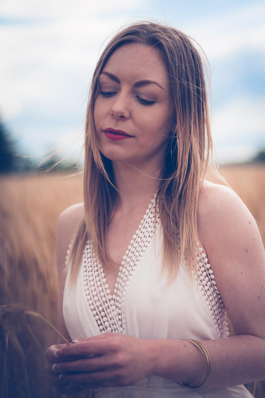 Somewhere, someday / Photography by Fidra, Model Aurora Violet / Uploaded 30th July 2016 @ 02:59 PM