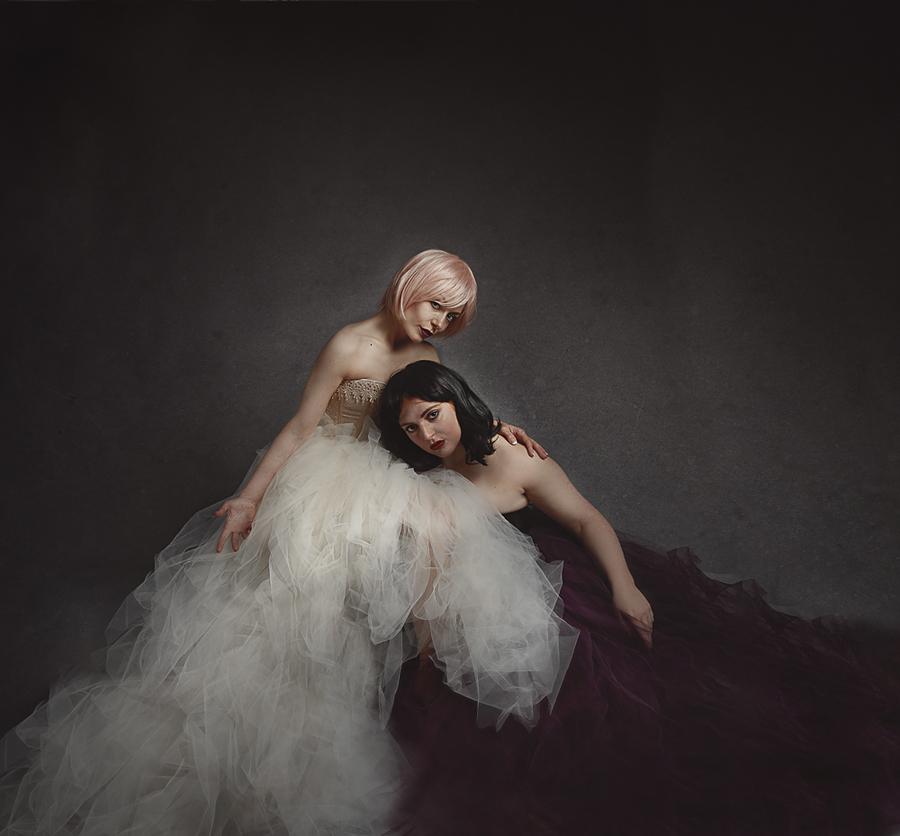 Fairytale / Photography by Ally Photos, Models Aurora Violet, Models Saskya / Uploaded 31st October 2017 @ 12:25 PM