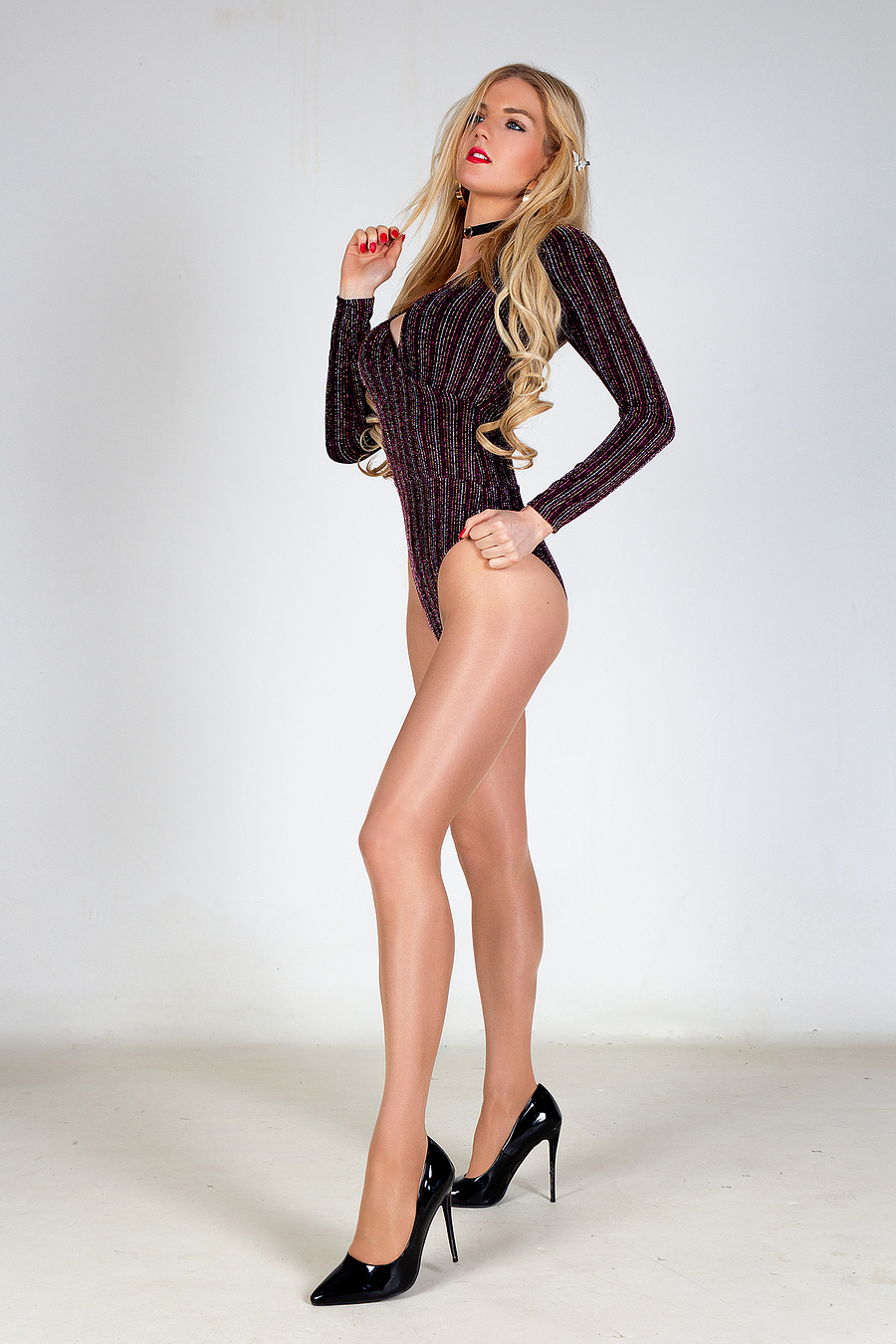 ♥ / Model Nadia Chloe Rose / Uploaded 15th December 2018 @ 06:37 PM