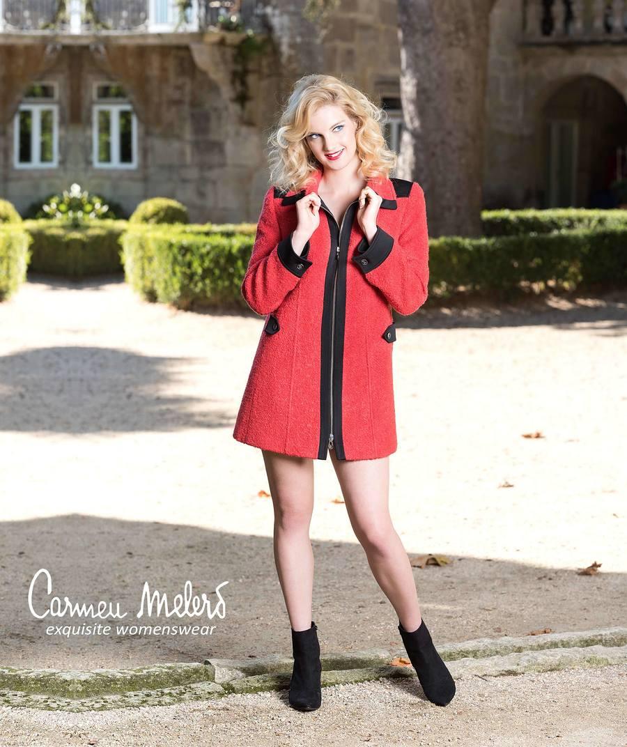 Modelling for Carmen Melero in Galicia, Spain / Model Nadia Chloe Rose / Uploaded 7th May 2019 @ 02:46 PM