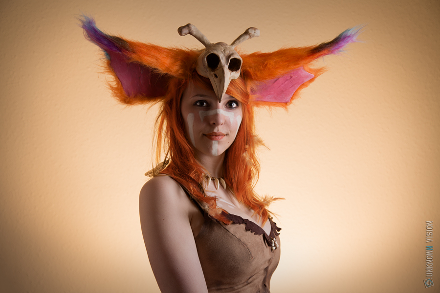 Gnar Cosplay 2 / Photography by DanMartin, Model Kerry Allingham, Post processing by DanMartin / Uploaded 31st January 2016 @ 03:18 PM