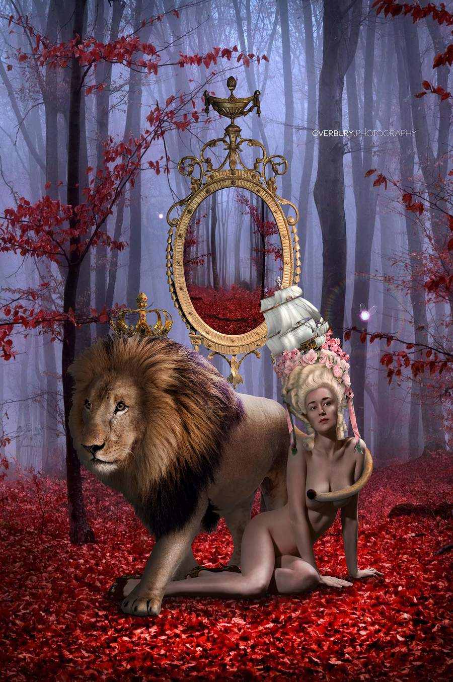 The lion the witch and the mirror / Photography by Overbury Photography, Post processing by Overbury Photography / Uploaded 19th June 2020 @ 09:24 PM