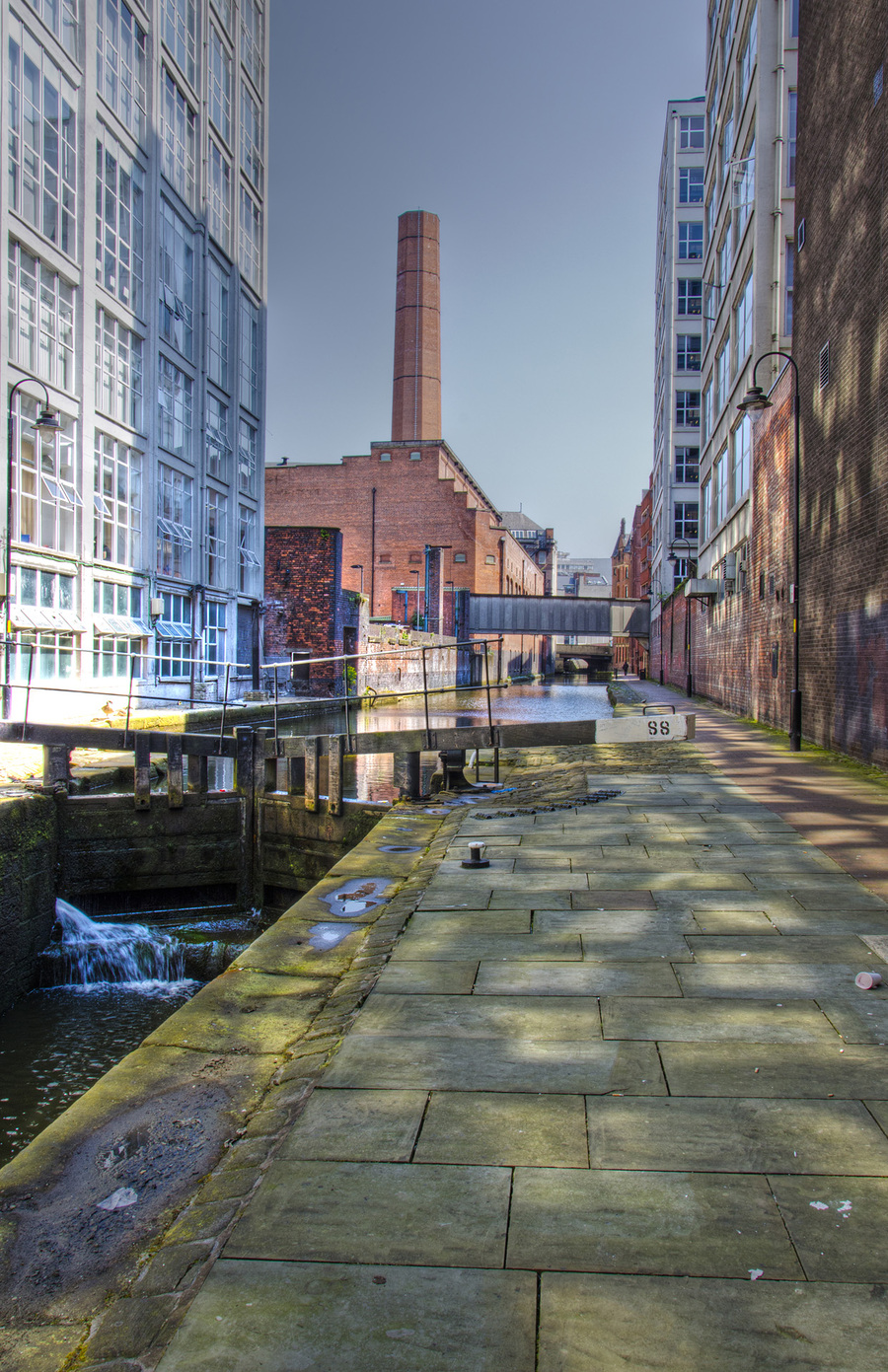 Urban canal HDR 3 / Photography by Jim K / Uploaded 6th September 2012 @ 02:37 PM