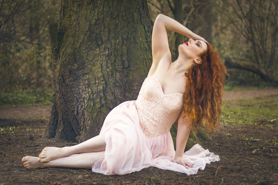 Nature is not always the most beautiful thing / Photography by @PhotoPhilljk, Model Neeve Kelly, Makeup by Neeve Kelly, Post processing by @PhotoPhilljk / Uploaded 10th April 2016 @ 02:56 PM