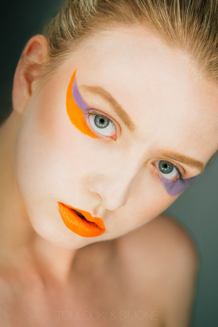 Geo / Photography by Toulouki Orsini, Model Nicole Rayner, Makeup by GH Makeup, Assisted by Simone Orsini / Uploaded 30th June 2017 @ 06:31 PM