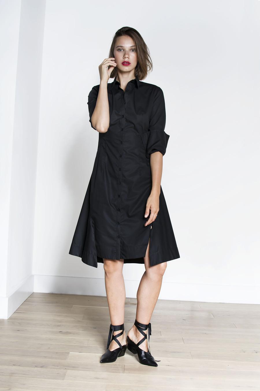 Uma dress with Aleks / Designer jettbrunette / Uploaded 12th January 2018 @ 03:41 PM