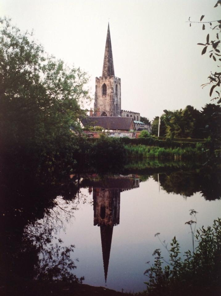 Attenborough church from the reserve / Photography by ☠️ Hobbit-H ☠️ / Uploaded 26th July 2017 @ 05:03 PM