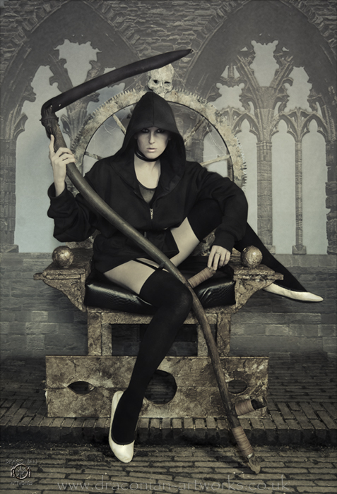reapers throne / Photography by Draconian Artworks / Uploaded 11th September 2012 @ 05:03 PM