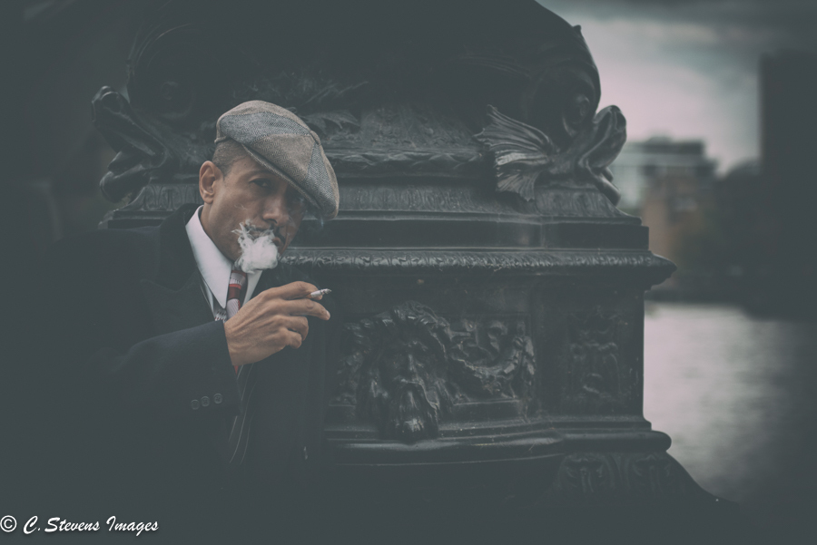 The Thames / Photography by BristolArtist, Model Retro Rob / Uploaded 26th October 2016 @ 12:55 AM