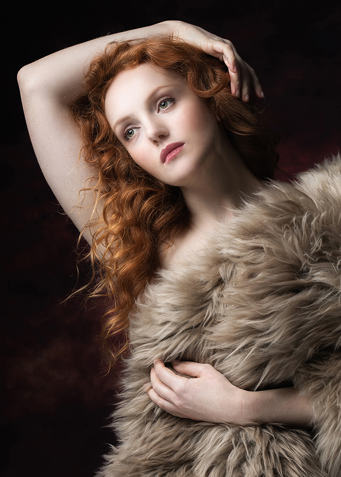 natural redhead / Photography by John Herm, Model Ivory Flame, Makeup by Ivory Flame, Taken at John Herm / Uploaded 15th February 2018 @ 01:06 PM