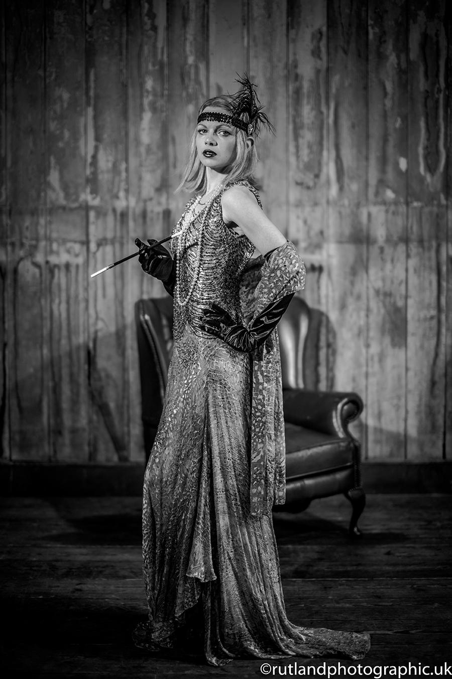 In Stately Decay / Photography by Rutland Photographic, Taken at The Pit Studio UK, Assisted by The Creative Duo / Uploaded 13th February 2016 @ 11:47 AM