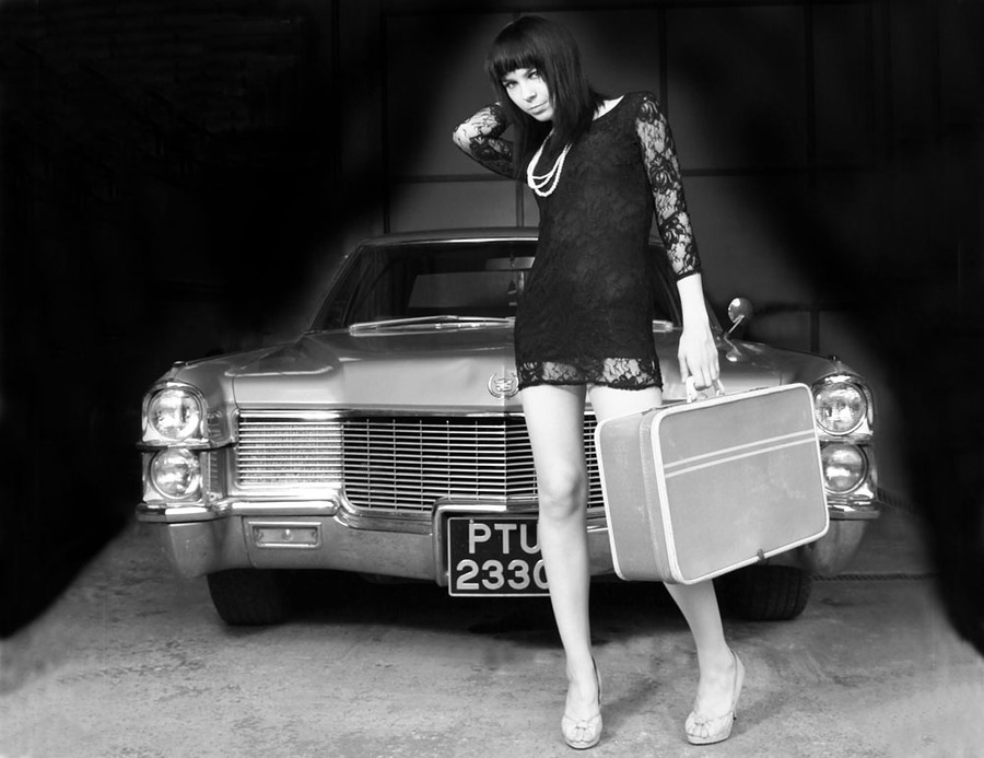 Kaylee's Caddy / Photography by Pete Roberts / Uploaded 22nd August 2012 @ 07:38 PM