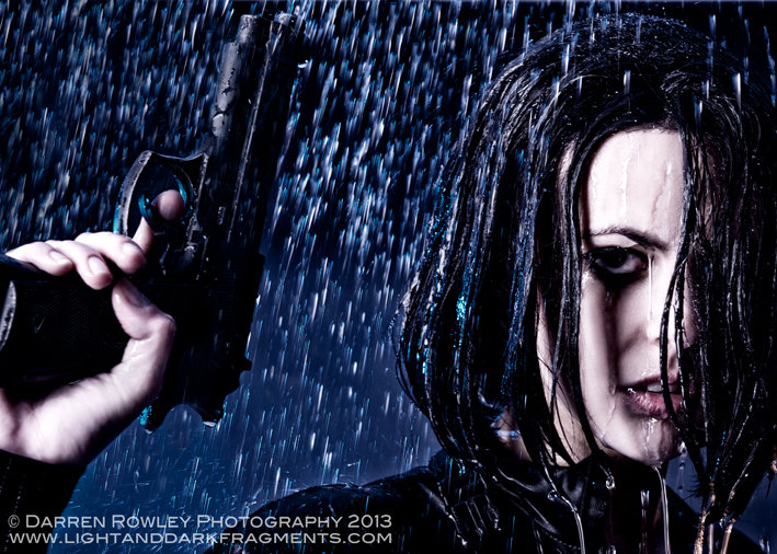 Seline (Emmy Clapp) Underworld / Photography by D Rowley Photography, Model Emi Kenton / Uploaded 23rd January 2013 @ 09:16 PM