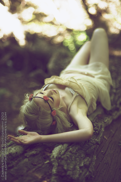 Woodland Fairy / Photography by D Rowley Photography / Uploaded 21st July 2013 @ 06:29 PM